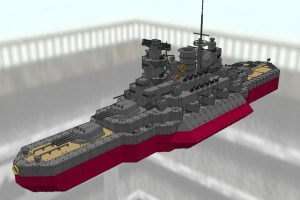 長門級戦艦 長門改 Ver1.01