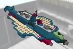 宇宙空母ブルーノア Ver1.0 [Space Carrier BLUE NOAH]