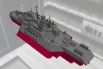 改秋月級駆逐艦 満月 Ver1.0