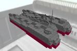 上総級双胴戦艦 上総 Ver2.0
