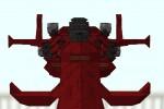 グワジン級大型戦艦 アサルム Ver1.0 [GWAZINE class battleship ASALUM]