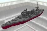 キング・ジョージ5世級戦艦 キング・ジョージ5世 Ver2.0 [HMS KING GEORGE V]