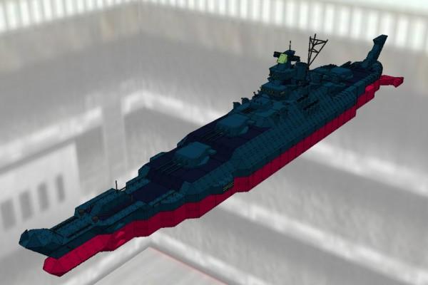 宇宙戦艦 ヤマト Ver1.0 [Space Battleship YAMATO]