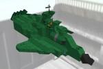 駆逐型デストロイヤー艦 Ver1.0 [GAMILAS DESTROYER]