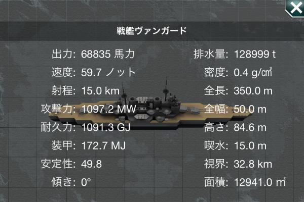 戦艦ヴァンガード