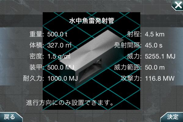 水中魚雷発射管