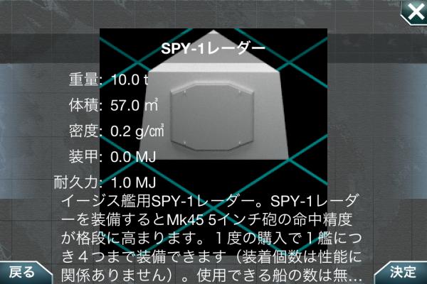 SPY-1 レーダー