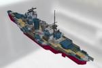 [TTS] キング・ジョージ5世級戦艦 キング・ジョージ5世 Ver2.2 [HMS KING GEORGE V]
