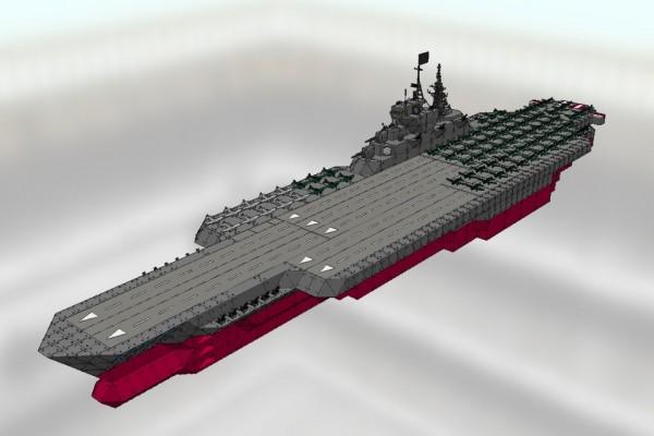 大鳳級航空母艦 翔鳳 Ver1.05