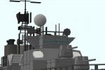 [RSR C1] タイコンデロガ級ミサイル巡洋艦 アンティータム Ver1.0 [USS CG-54 ANTIETAM]