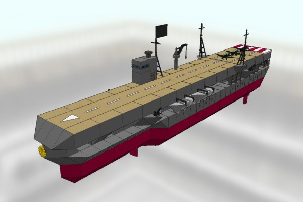 [KOC538] 安土級対潜空母 安土 Ver1.01