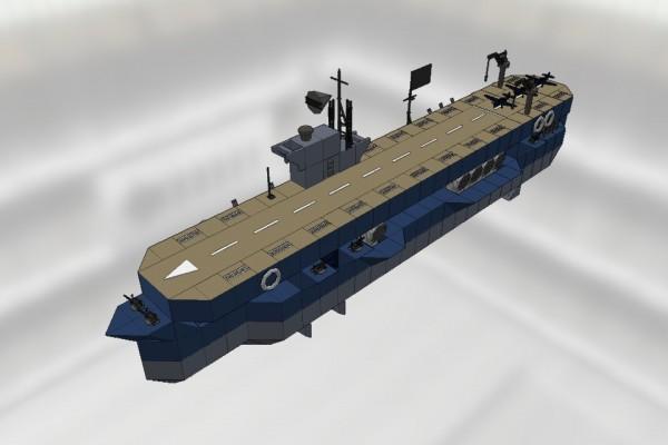 [KOC538] ボーグ級護衛空母 ボーグ Ver1.0