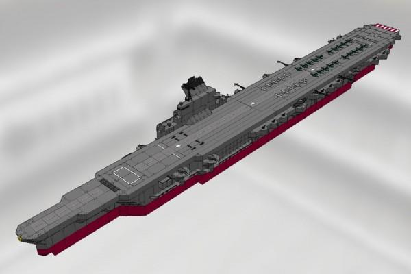 [WSF] 大鳳級航空母艦 大鳳