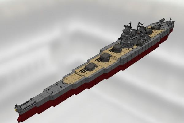 播磨級戦艦 播磨 Ver1.03