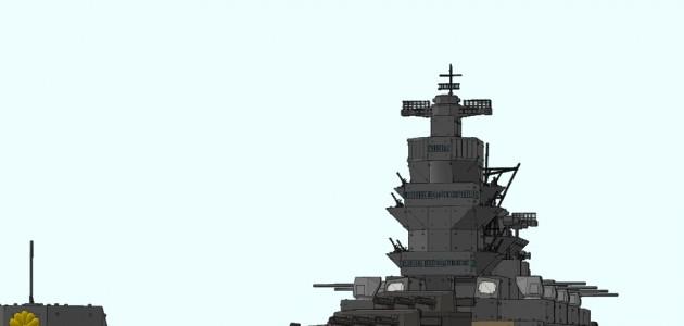 出雲級戦艦 出雲 Ver1.2